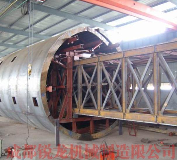 水电隧道针梁式衬砌台车